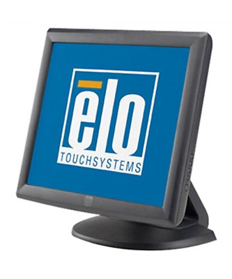"""New ELO TOUCH E603162 Elo 1715L Touchscreen LCD Monitor 17"""" 5-wire Resistive"""