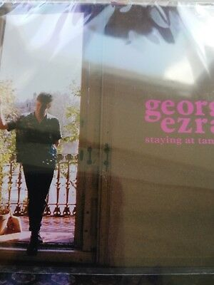 George Ezra Staying at Tamara's CD Album SEALED