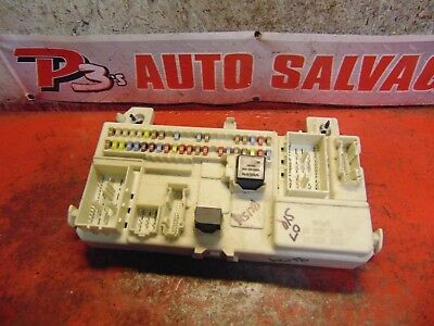 05 06 07 volvo s40 v40 oem interior fuse box panel body control module  30765015