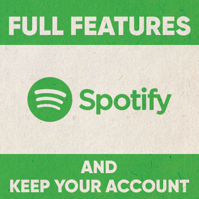 [OFFICIAL] Spotify Premium Subscription — 12 MONTHS
