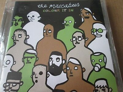 The Maccabees - Colour It In  Special Edition 6 Extra Tracks [CD] NEW AND SEALED