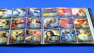 DOCTOR WHO Battles in Time Card Collection in Original Folder   (SB 138)