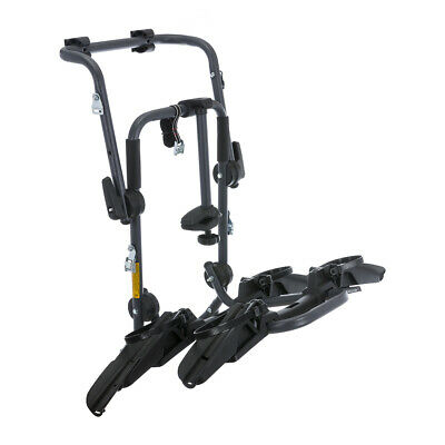 Peruzzo Pure Instinct Rear Car Boot Cycle Carrier 2 Bike Rack Holder Bicycle