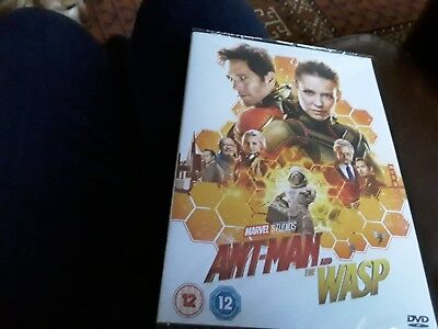 Ant-man And The Wasp DVD (2018)