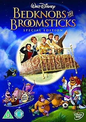 Bedknobs And Broomsticks (Special Edition) [DVD], Very Good DVD, ,
