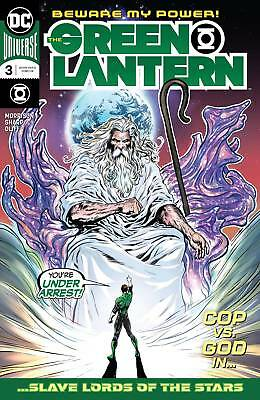 Green Lantern #3 Slave Lord of the Stars DC Comic 1st Print 2018 unread NM