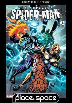 Superior Spider-Man, Vol. 2 #2B - Guardians Variant (Wk04)