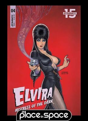 Elvira: Mistress Of The Dark (Dynamite Entertainment) #4A - Linsner (Wk04)