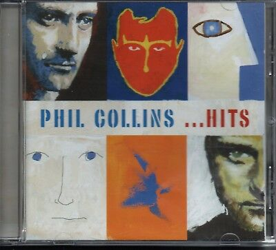 PHIL COLLINS - Hits - CD Album *Best Of**Collection**Singles*