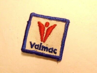 older Valmac cloth uniform patch