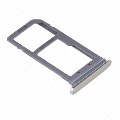 Genuine Samsung Galaxy S7 G930F Sim & SD memory card holder tray slot color