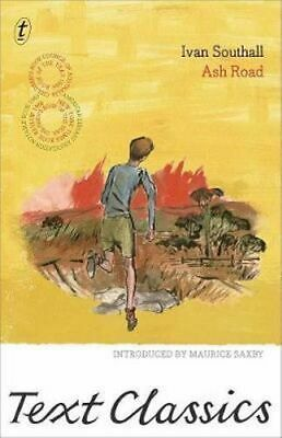 NEW Ash Road By Ivan Southall Paperback Free Shipping