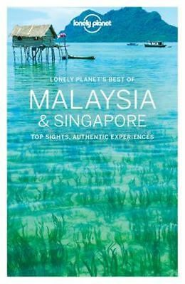 NEW Best of Malaysia & Singapore By Lonely Planet Paperback Free Shipping