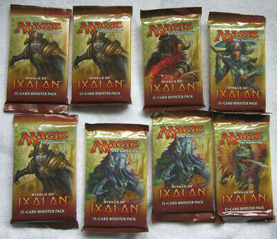New SEALED Magic The Gathering (MTG) Rivals of Ixalan 15-Card Booster Pack