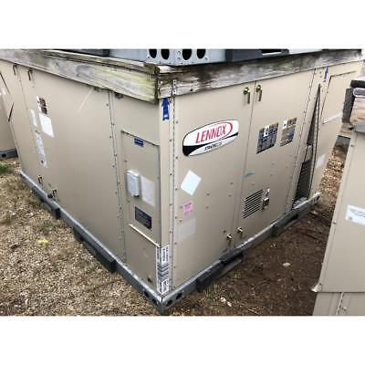 """Lennox Sgc120H4Ms1G 10 Ton """"strategos"""" Rooftop 2-Stage Gas/ele Air Conditoner"""