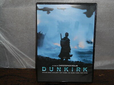 Dunkirk (DVD, 2017, 2-Disc Set, Special Edition)