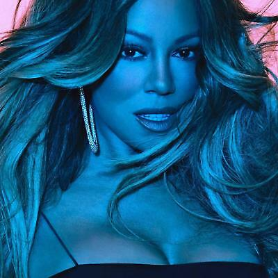 Mariah Carey - Caution [CD] PA Explicit Brand New & Sealed