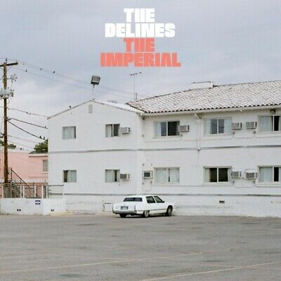 The Delines - The Imperial CD Decor NEW