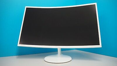 """Samsung 32"""" CF391 Essential Curved Monitor - White (634508)"""