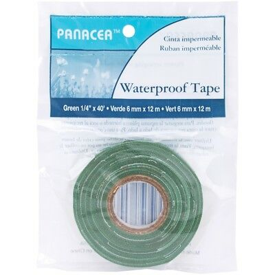"Waterproof Tape .25""x40'-green"