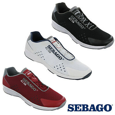 Sebago Cyphon Mer Sport Hommes A Enfiler Maille Fitness Sport Baskets Course