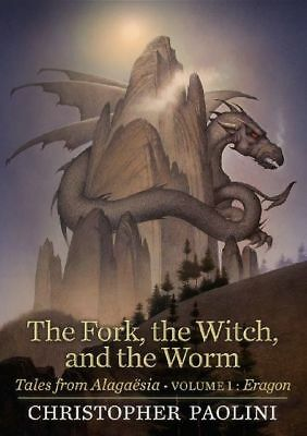 NEU The Fork, the Witch, and the Worm Christopher Paolini 894861