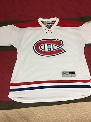 706a3abce NEW MENS REEBOK Winter Classic Montreal Canadiens Hockey Jersey-Size ...