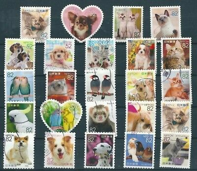 A selection Of Used Familiar Animals Issues as scan (93)
