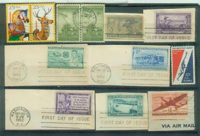 Lot Briefmarken aus den USA