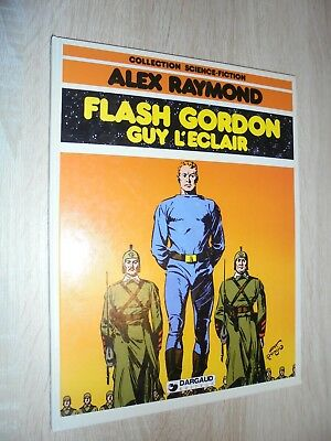 EO Flash Gordon ( dargaud ) N° 1 Flash Gordon / Guy l'Eclair de 1980