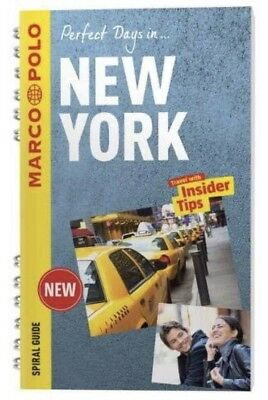 New York Spiral Guide by Marco Polo (Spiral bound, 2015)