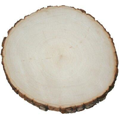 """Basswood Thick Round-12"""" To 14"""""""
