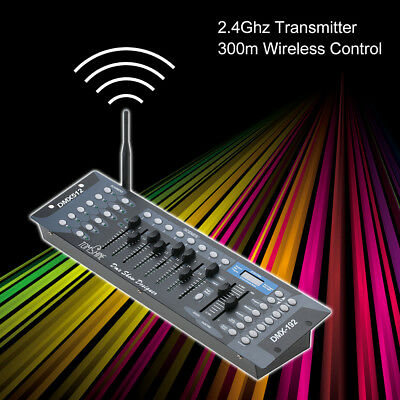 192Channels DMX512 Controller Console for Stage Light Party Disco Equipment Z8F8