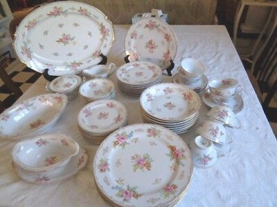 Set of  SGK  China  59 pieces    made in Occupied  Japan