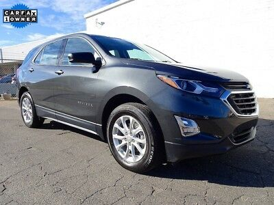 2018 Chevrolet Equinox LS 2018 Chevrolet Equinox LS SUV Used Certified 1.5L I4 16V Automatic AWD