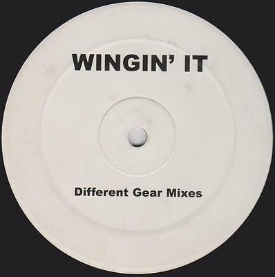 """Paul McCartney Let 'Em In (Different Gear Mix) 12"""" promo Wings demo MPL Beatles"""