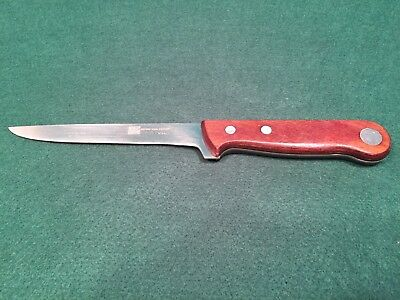 "Vintage Oxford Hall High Carbon Stainless Steel Cutlery Boning Knife 6"" 15.2 cm."