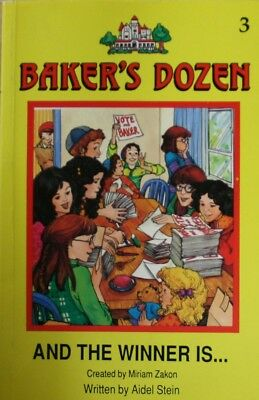 Bakers Dozen: And the Winner Is: 003, , Very Good Book