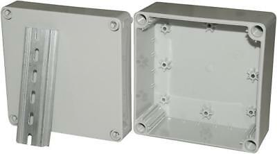 Hylec - DN13E - Ip66, General Purpose Enclosure, Grey