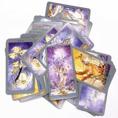 For Kids adults Funny Full Version Shadowscapes Tarot Cards Board Game 78 Cards