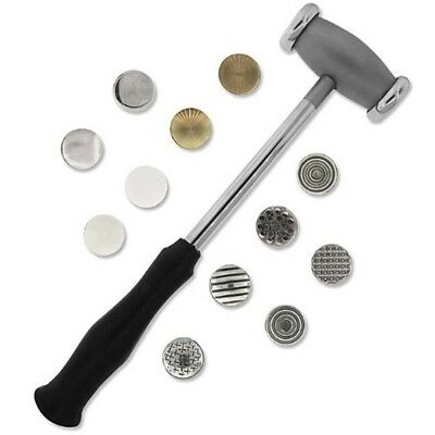 Texture Hammer W/interchangeable Head 13pcs-9.5""