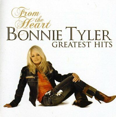 Bonnie Tyler From The Heart: Greatest Hits Cd (The Very Best Of / Collection)