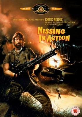 Missing In Action (DVD / Chuck Norris / Joseph Zito 1984)