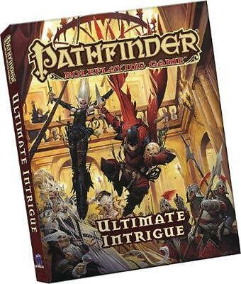 Pathfinder Roleplaying Game: Ultimate Intrigue Pocket Edition by Jason Bulmahn P