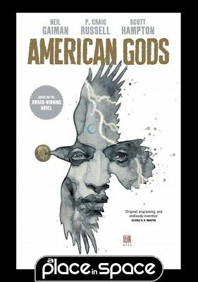 American Gods: Shadows Uk Edition - Hardcover