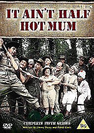 It Ain't Half Hot Mum - Complete Fifth Series [1977] [DVD], DVD, New, FREE & Fas