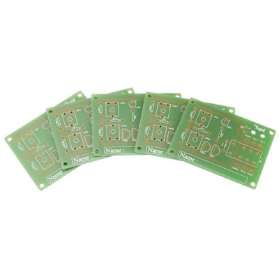 Rapid Pack of 5 PCBs for Ldr Kit