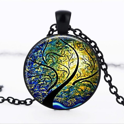 Extreme~ GOOD LUCK TREE PENDANT FOR 2019 + ~ Empowered~by Very~ Powerful Witch~