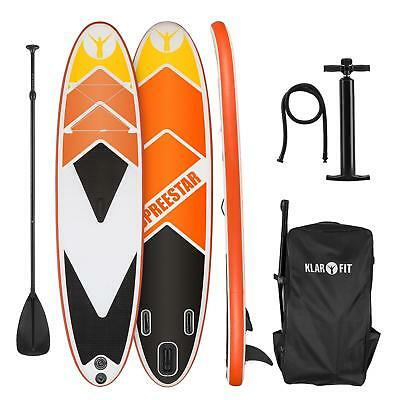 [OCCASION] Planche de paddle gonflable Kit paddleboard 325x15x86 cm 3 ailerons -