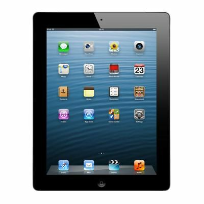 """Apple iPad 2 2nd Gen Black Wi-Fi Only 9.7"""" 32GB Excellent Condition 12M Warranty"""